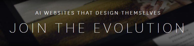 Websites that design themselves - Join the evolution